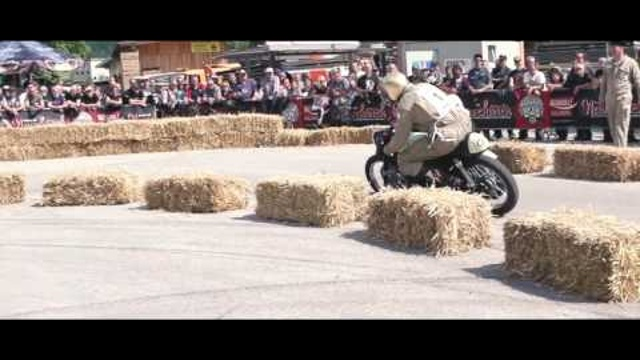 Club of Newchurch Motorrad Event