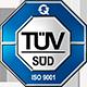 TÜV Zertifiziert